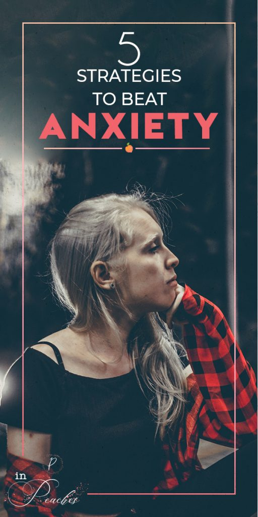 It's so easy to let mental illnesses, like anxiety, rule and control our lives. Though there's no denying the dealing with anxiety is tough, there are things that we can do to help us control it. Click through to learn coping strategies I use to reduce my anxiety and overcome and fight anxiety.