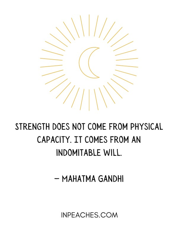 Inspirational stay strong quotes 1