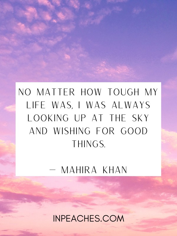 Beautiful sky quotes