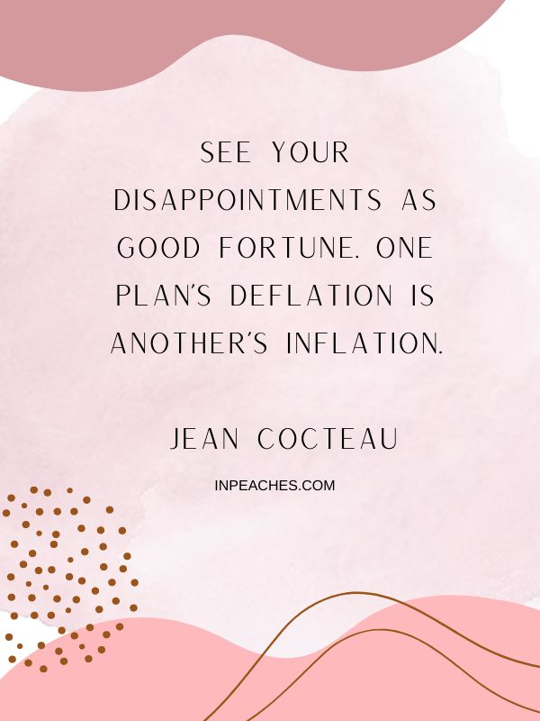 Encouraging disappointment quotes