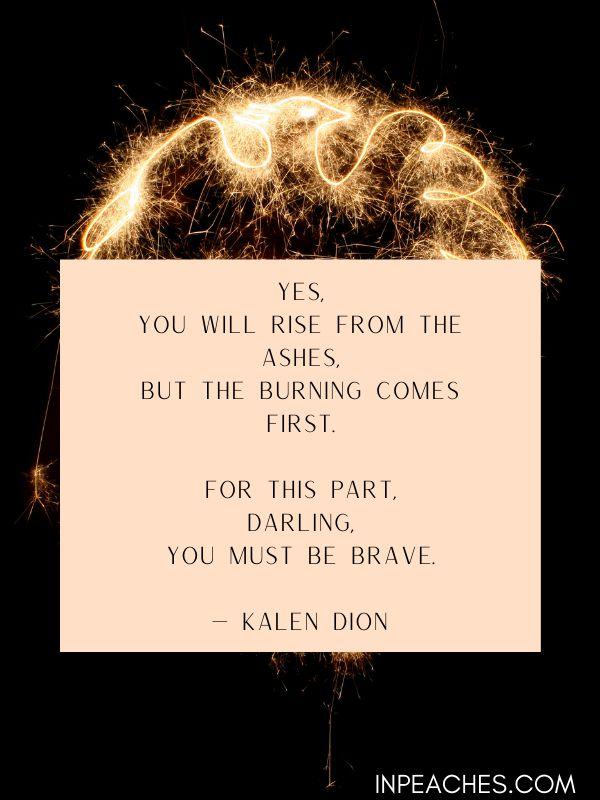 Inspiring phoenix quotes