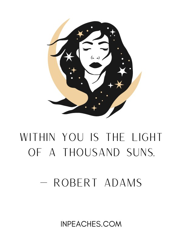 Light in the darkness quotes