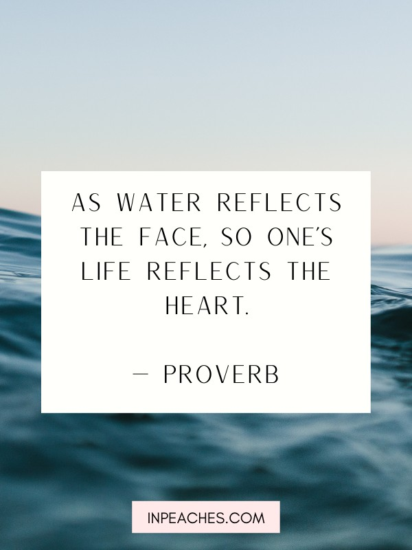 More quotes about self reflection